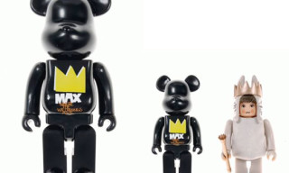"Medicom Toy ""Where The Wild Things Are"" Bearbricks 