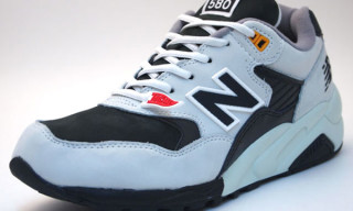 Mad Hectic x Mita Sneakers x New Balance MT580 Grey/Black