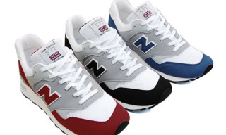 New Balance x Overkill Berlin Wall Pack 2009
