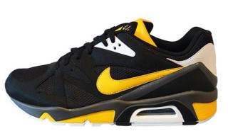 Nike Air Structure Triax Black/Yellow