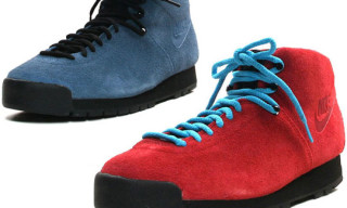 Nike Sportswear Holiday 2009 Air Magma | Blue/Black and Red/Black