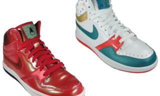 Nike Court Force High Egypt Pack
