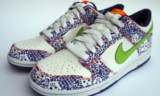 "Nike ""Day of the Dead"" Dunk Low"