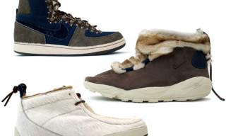 Nike Sportswear Matagi Pack | Terminator Hi QS, Air Baked Mid QS, Air Macropus Lite QS