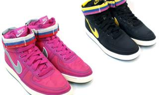 Nike Fall 2009 Vandal Hi Vintage