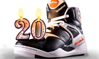 Reebok Pump 20 Summit Overview