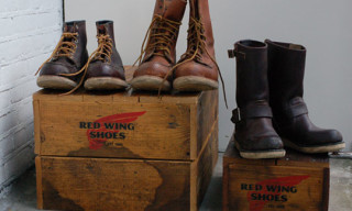 Red Wing Fall/Winter 2009 Rugged Collection