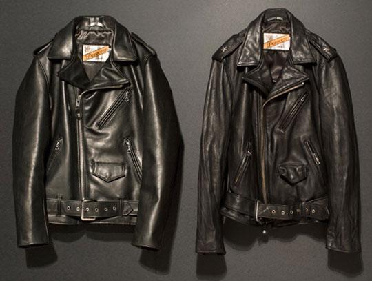 Schott x nano universe Leather Biker Jackets | Highsnobiety