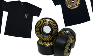 "FTC x Spitfire Wheels ""80Ds"" Pack"