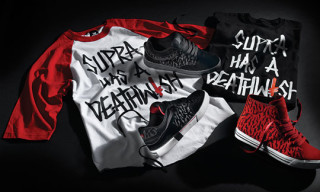 Supra x Deathwish Holiday 2009 | Sneakers and Apparel