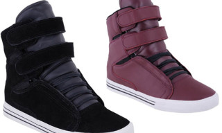 Supra TK Society Fall/Winter 2009 | Black and Burgundy