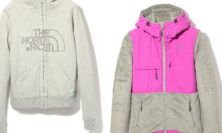 The North Face x Taylor Design Holiday 2009 Collection