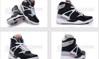 Reebok The Pump Black/White