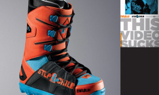 Thirtytwo x StepChild Snowboards Lashed Boot
