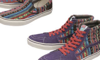 "Vans Holiday 2009 ""Mexican Blanket"" Pack 