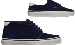 Vans Holiday 2009 Peacoat Pack | Chukka, Era