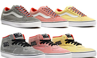 Vans x Supreme Fall/Winter 2009 Footwear | Half Cab and Old Skool