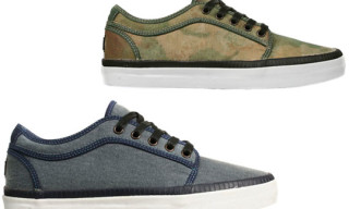 Vans Syndicate Chukka Low French Military Pack | A La Vie