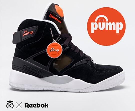 "Reebok Pump ""Bringback"" Edition 2009 | IAMFATTERTHANYOU.COM"