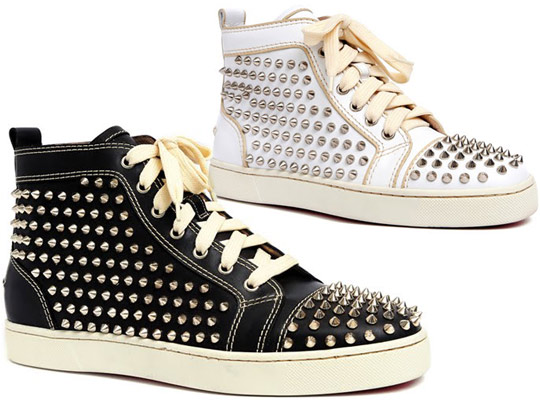 christian louboutin sneakers price