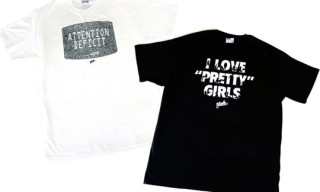 """Commonwealth x Wale """"Attention Deficit"""" T-Shirts"""