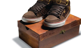 DVS x LRG Munition CT Mid Brown Snake