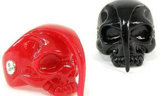 Devilock x Garni Skull Ring