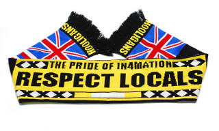 In4mation Respect Locals Scarf