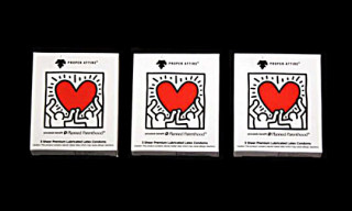 Keith Haring Foundation x Proper Attire Condoms