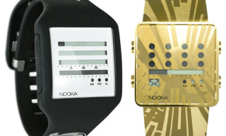MTV x Nooka Berlin & Moscow Watches