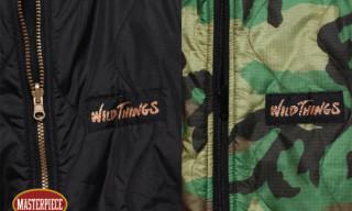 Masterpiece x Wild Things Hooded Primaloft Jacket