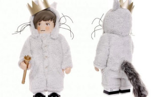 "Medicom Toy ""Where The Wild Things Are"" 400% Max Kubrick"