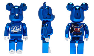 Medicom Toy x T19 400% Bearbrick