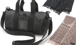 NESM x Hectic Mini Duffle & Knit Scarf