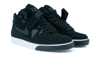 Nike Auto Force 180 Mid Black/Black