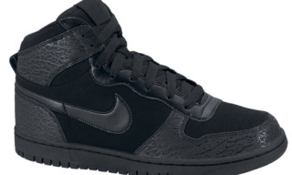 Nike Big Nike High Black Elephant QS