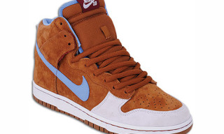 Skate Mental x Nike SB Dunk High Premium