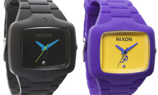 Nixon x Primative Rubber Player | A Detailed Look