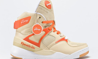Reebok Pump 20 Europe | A Detailed Look