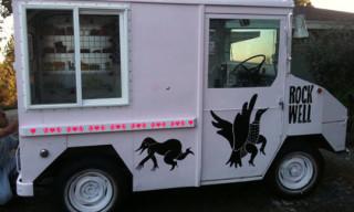 Parra x Stones Throw x Hearts Challenger Ice Cream Truck
