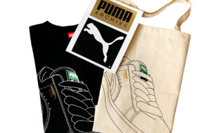 Puma x Wellgosh 21st T-Shirt & Tote Bag