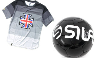 SFIDA x SILAS Soccer Ball and Soccer Jersey