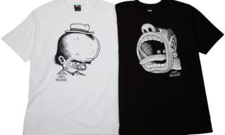 Stussy x Basil Wolverton T-Shirts