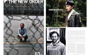 THE NEW ORDER Issue 3 | Reintegration