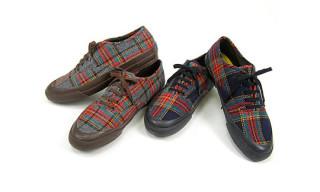 VOT by Takashi Kumagai x Keds Check Sneakers