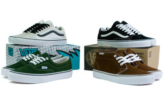 Vans Vault Ray Barbee Collection