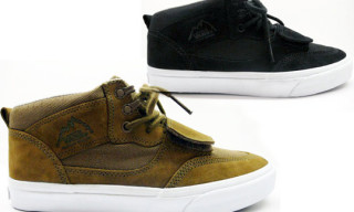 "Vans Syndicate Holiday 2009 Mountain Edition Mid ""S"""