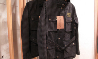 Wacko Maria Gingham Riders Jacket