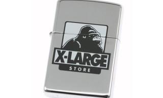 XLARGE® OG Zippo