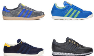 adidas Consortium City Series 2nd Drop | DQM, Sneakersnstuff, Norse Projects, SlamJam